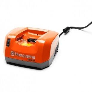 HUSQVARNA QC330 akumuliatoriaus įkroviklis