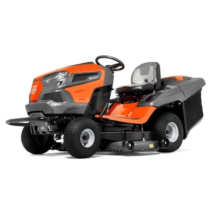 Rider traktoriukai | Husqvarna ir kitų gamintojų sodo ir miško technika, dalys ir priedai